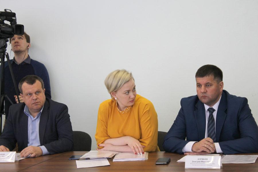 Александр Егоров, Екатерина Васенина, Дмитрий Дерябин