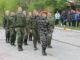 На марше команда школы №24