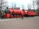 В челябинском парке Пушкина установлен американский паровоз ЕС-350