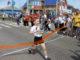 Костя Самолин, воспитанник детсада №8 «Орленок», первым финишировал на последнем этапе забега дошкольников в рамках спартакиады «Олимпик» и тем самым принес победу своей команде