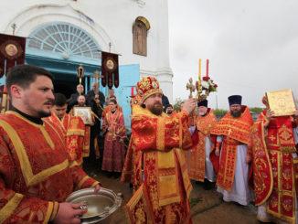 Касли посетил новый владыка Григорий