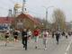 В забеге памяти приняли участие около двухсот школьников