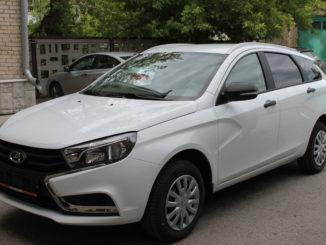 Для управления образования Каслинского района приобрели новую машину