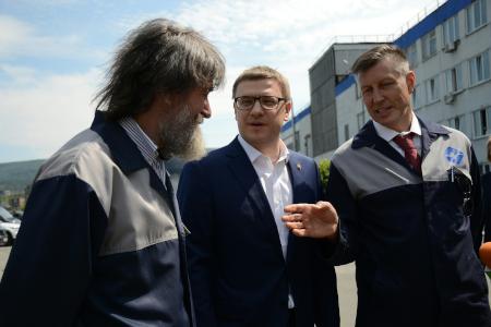 Текслер предложил Конюхову вместе продвигать туризм в регионе