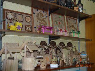 В Вишневогорске есть «островок» творчества