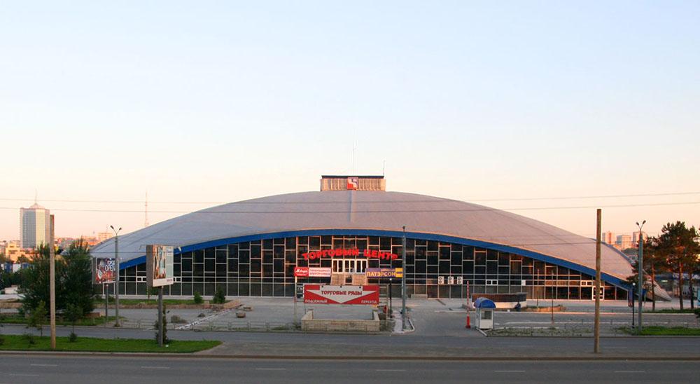Челябинский торговый центр тоже расположен на Каслинской улице