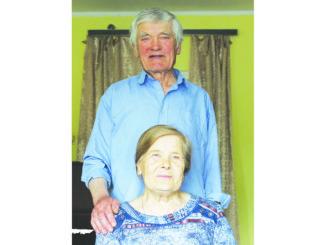 Валентина Михайловна и Николай Яковлевич Измоденовы вместе 56 лет