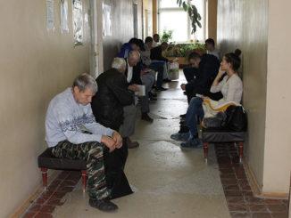 Замминистру озвучили проблемы здравоохранения в Каслинском районе