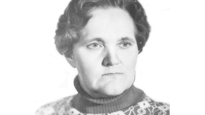 Елена Ивановна Глазырина