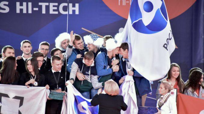 Выпускники ОТИ НИЯУ МИФИ – победители V Национального чемпионата WorldSkills Hi-Tech-2018