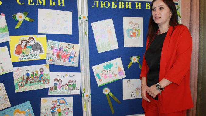 Анна Шубина рассказывает о детских работах