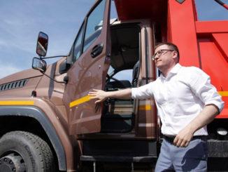 город Касли встретит автопробег «Урал»