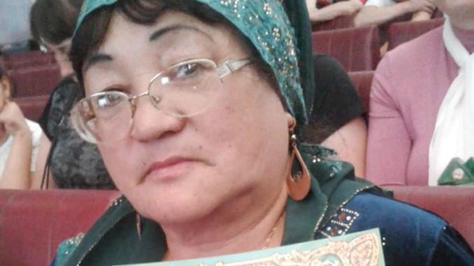 Педагог из Маука стала призером конкурса «Мунаджат»
