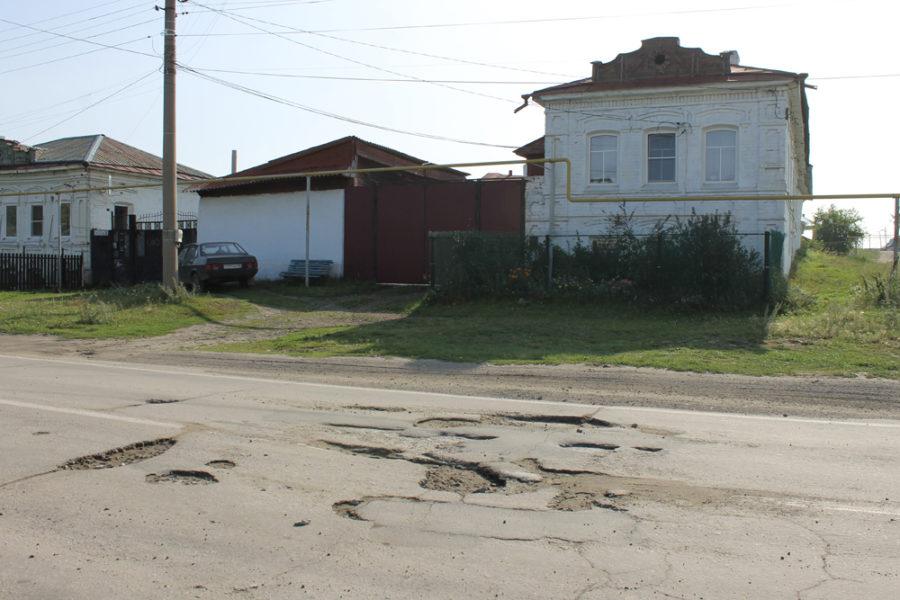 Ремонт дорог в Каслинском районе – в приоритете