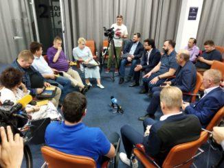 Участники «Экспертного клуба» обсуждают, как создание министерства промышленности может повлиять на развитие региона