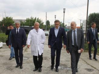 Развитие первичной медико-санитарной помощи в Челябинской области