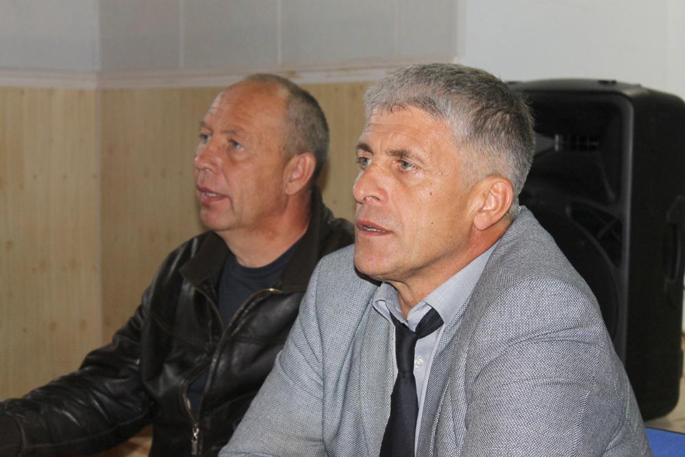 Сергей Александрович Беляев и Игорь Владиславович Колышев