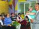 Во время обсуждения актуальных вопросов на встрече с жителями Маука