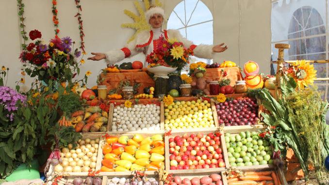 В прошлом году ярмарка «Уральская рябина» прошла в селе Тюбук Каслинского района
