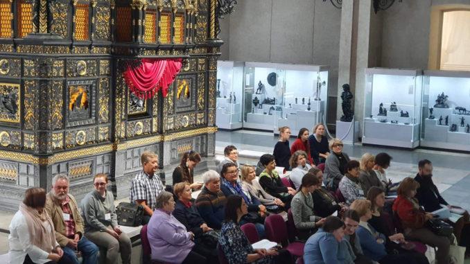 Сотрудники Каслинского историко-художественного музея приняли участие в конференции