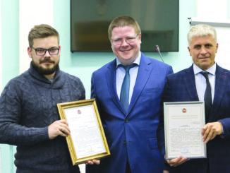 Владимир Черепанов, Анатолий Векшин, Игорь Колышев