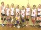 Сборная юных волейболистов школы №24 г. Касли