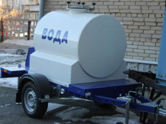Цистерна для транспортировки воды скоро поедет в Огневское поселение