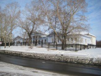 Здание госпиталя – объект культурного наследия федерального значения, постройка начала XIX века
