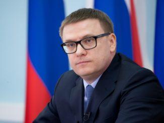 Алексей Леонидович ТЕКСЛЕР, губернатора Челябинской области