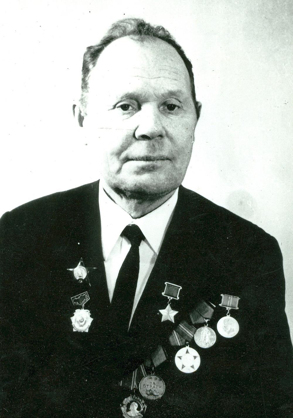Егор Федорович Зеленкин