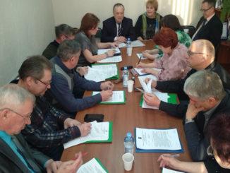 Работает профильная депутатская комиссия