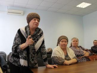 Вопрос задает Александра Павловна Голышева, председатель уличного комитета ул. Карла Либкнехта