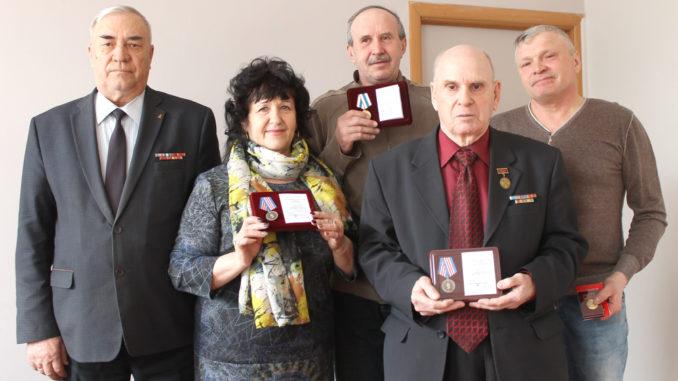 Александр Фишер, Вера Тарасова, Виктор Ксенофонтов, Владимир Прыкин и Николай Махмутов