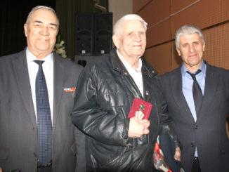 Александр Егорович Фишер, Михаил Васильевич Пьянков и Игорь Владиславович Колышев