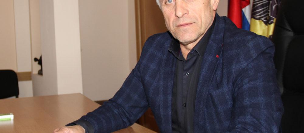 Игорь Владиславович Колышев, глава Каслинского муниципального района