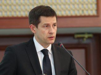 заместителя губернатора Челябинской области Егора Ковальчука