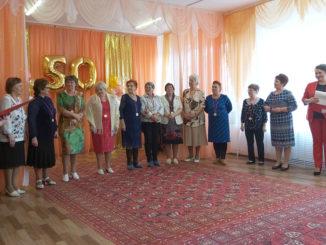 Каслинский детский сад №8 «Орленок» отметил 50-летний юбилей