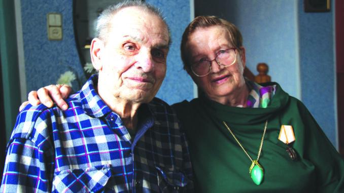 Супруги Мурашкины – Николай Михайлович и Фаина Петровна. Их семейная жизнь начала свой отчет 56 лет назад