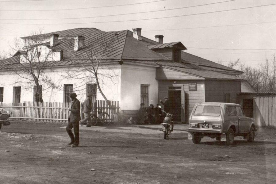 Первая поликлиника