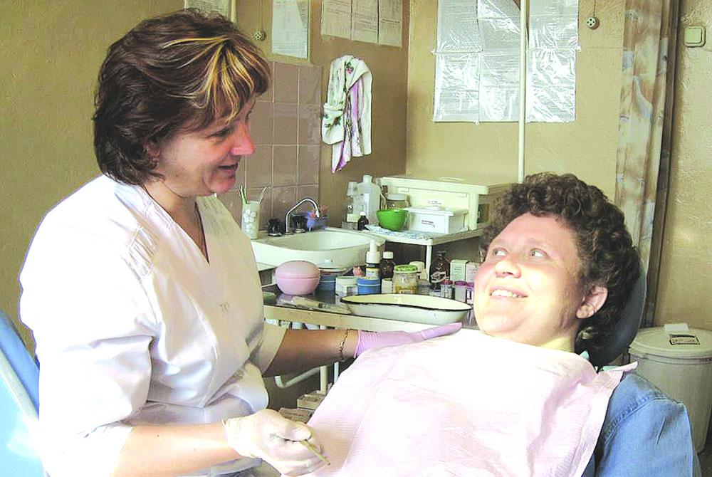 Надежда Евгеньевна Чувильская – зубной врач, председатель профкома медицинских работников ГБУЗ «Районная больница г. Касли»