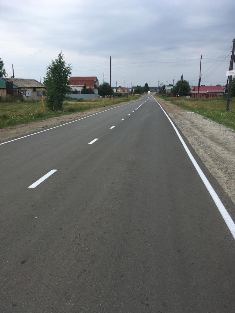 «Дорога Текслера» в село Тюбук