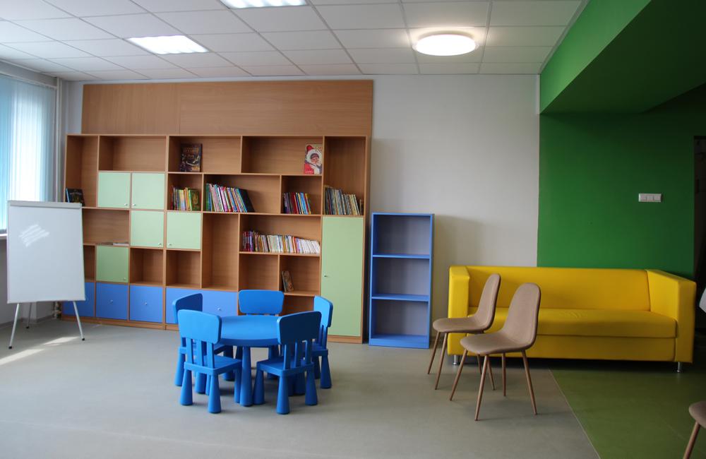 Официальное открытие обновленной библиотеки намечено на 15 сентября
