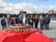 Киму Петровичу Овчинникову доверена честь зажечь в парке Победы Огонь памяти и славы