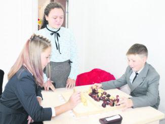 Здесь научат играть в шахматы