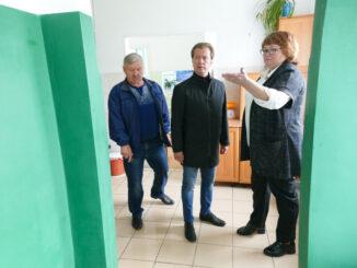 Владимир Бурматов в Маукской школе