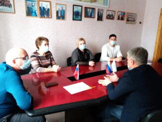 Работает конкурсная комиссия в Вишневогорске